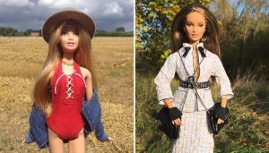 A Teen Barbie Fan is Saving the Former Style Queen From Her Dated Outfits