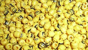 Doctors Swallow Lego Heads to See How Long They Take to Pass Through the Body