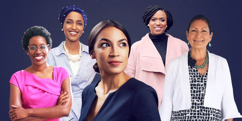 Women Of Color Made History Midterms