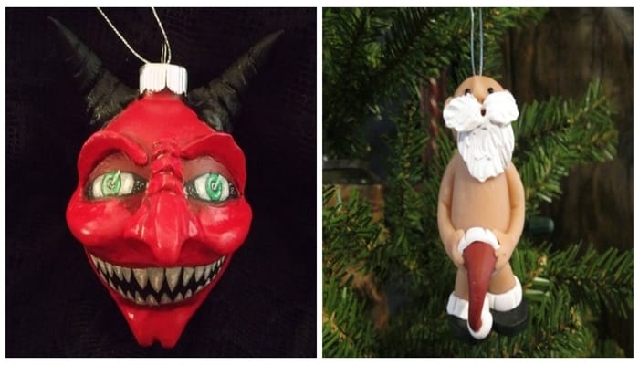Featured image for Christmas Ornaments That Do Not Belong On Anybody's Xmas Tree