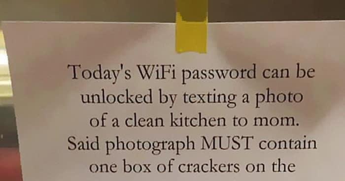 how to get around wifi passwords