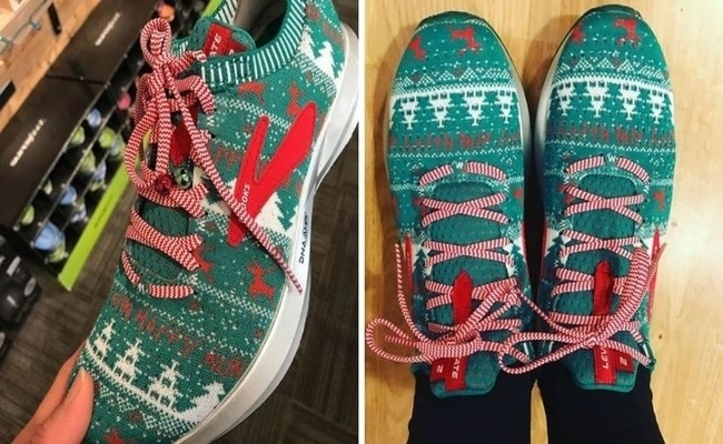 Featured image for Ugly Christmas Sweater Shoes – Really? Yes, They're A Thing Now