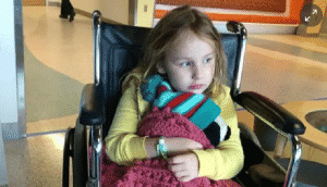 Seven-Year-Old With Rare Illness Accused by Doctor of Faking Symptoms For Attention