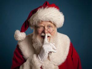 Santa Isn't Real