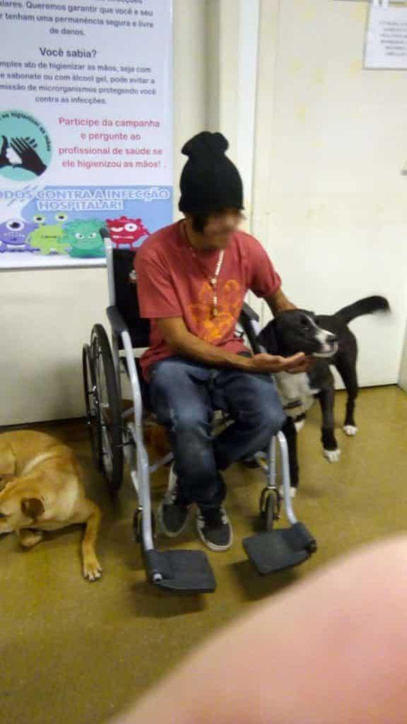 Homeless Dog Owner