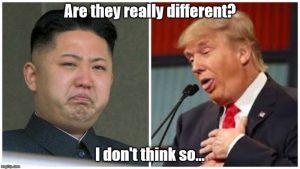 North Korea Laws and Trump's America