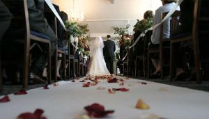 """Bride Uninvites Family From Wedding Because They're """"Murderers"""""""