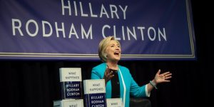 Petty Reviews Of Hillary Clinton's Book