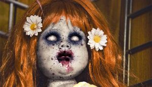 "Woman Who Wed Zombie Doll Shares How They ""Consummated"" Their Marriage"
