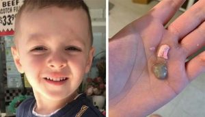 A Little Boy Just Made an Horrific Discovery in His Breakfast Cereal