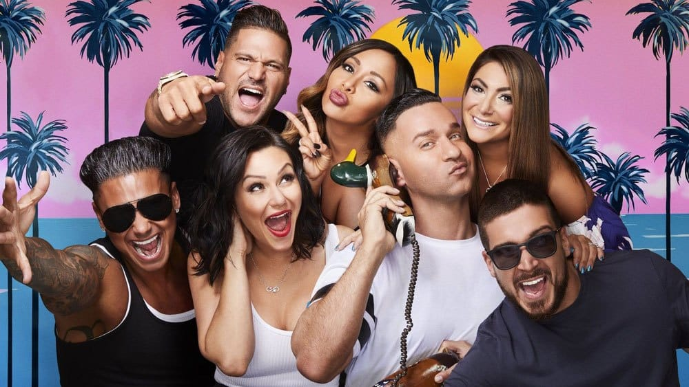 Cast Of Jersey Shore On Politics