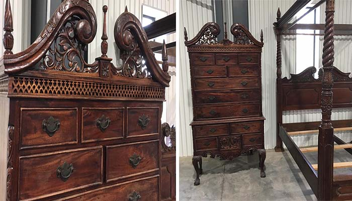 """Haunted"" Wardrobe That Caused Owners ""Continous Nightmares"" Goes Up for Sale"
