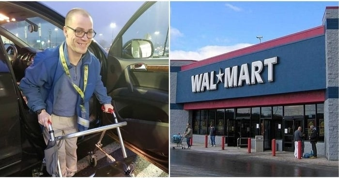 disabled greeters