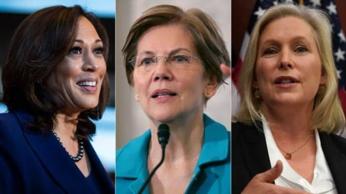 Women Running For President In 2020