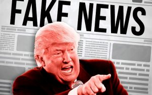 blame fake news