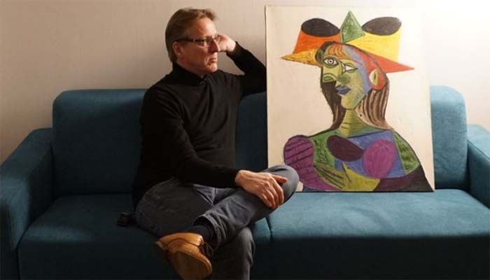 """Indiana Jones of the Art World"" Finds Stolen Picasso Painting"