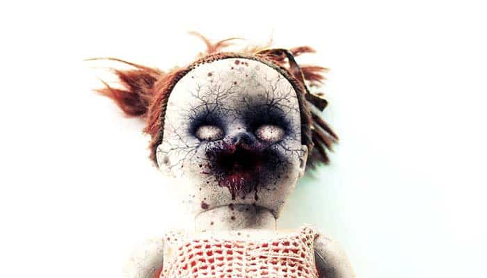 Woman Who Married Zombie Doll Says People Think it's a Dead Child