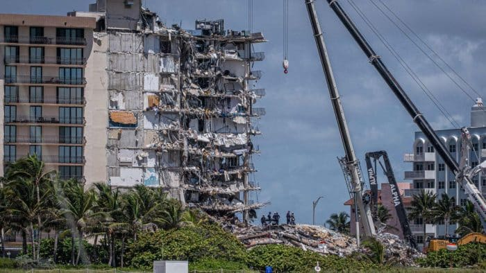 Crazy Conspiracy Theories on the Miami Building Collapse